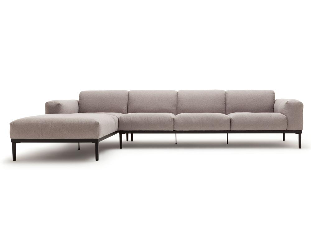 Freistil 166 von rolf benz bei sofas in motion for Rolf benz stoffe